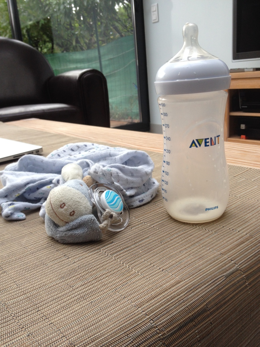Biberon Avent Natural
