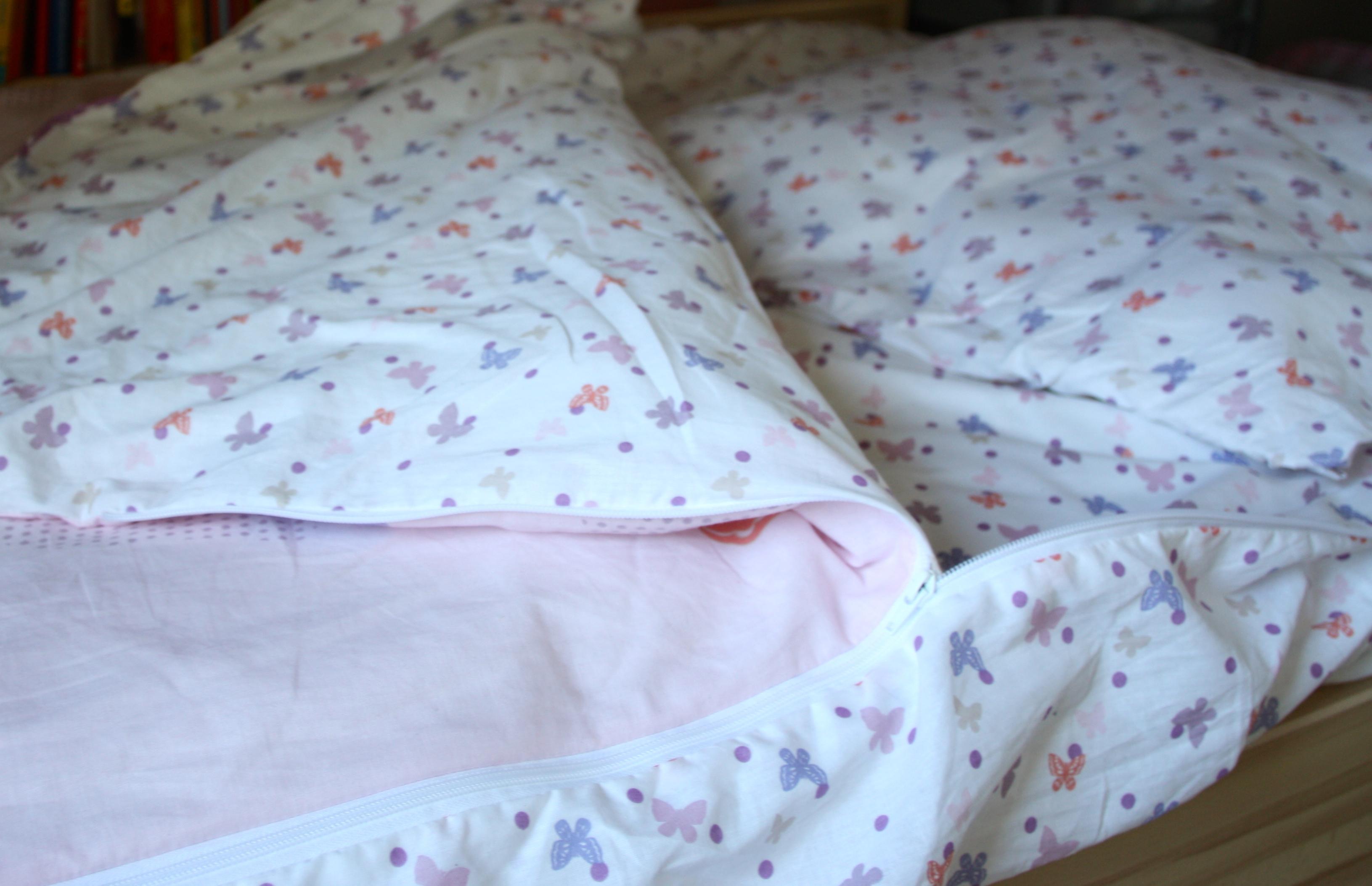 couette pour sac de couchage enfant. Black Bedroom Furniture Sets. Home Design Ideas