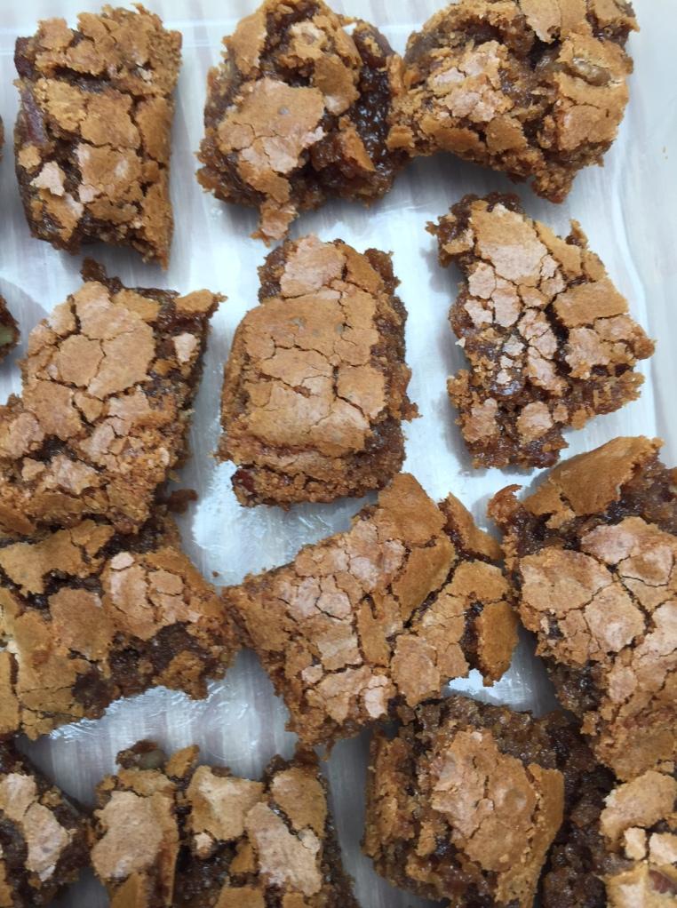 Recette de brownies à la pralinoise