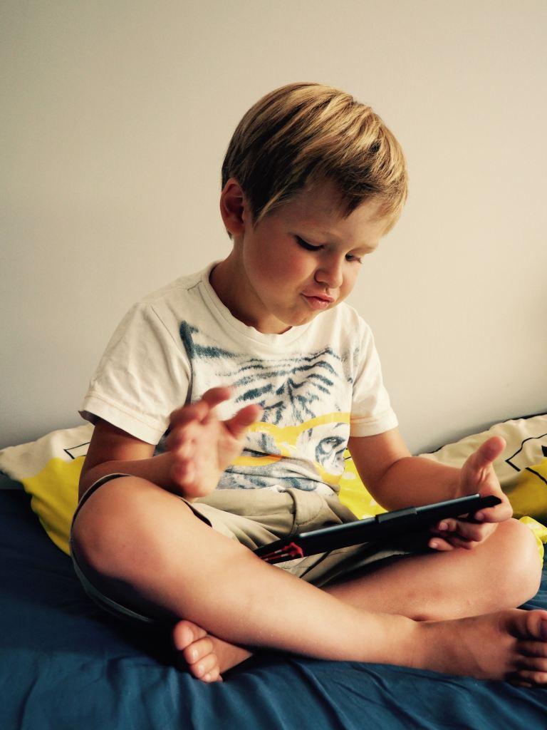 Crocolin Application pour enfants