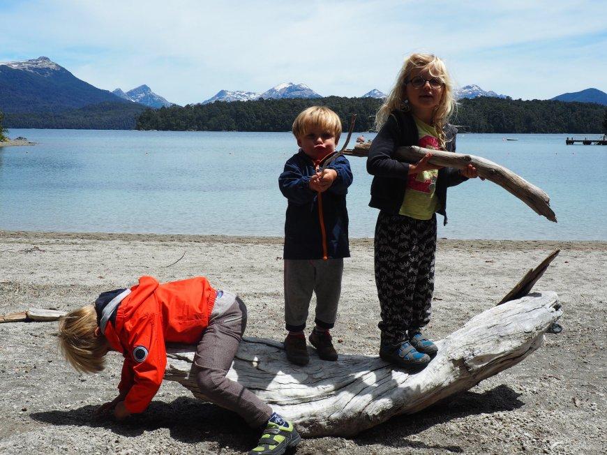 Kids photography tour du monde en famille