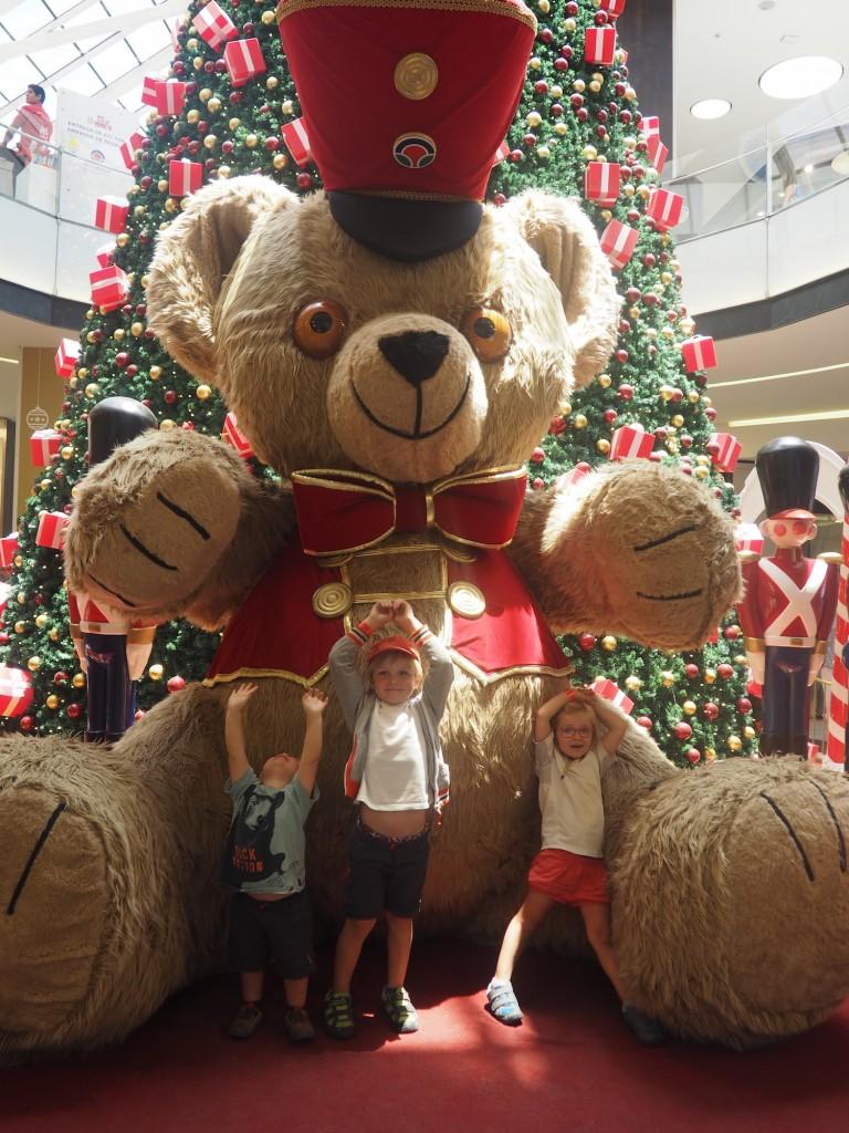 Noel en famille au bout du monde