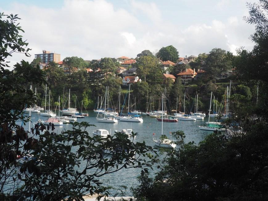 Maman a Sydney